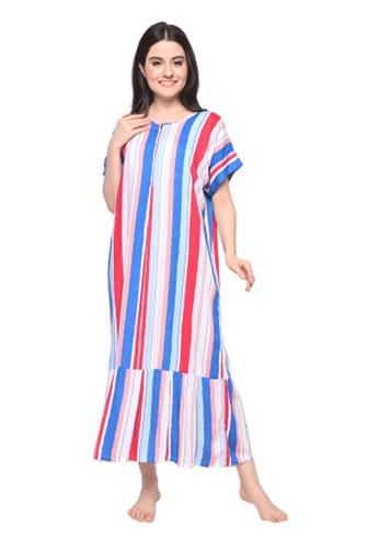 Pajamalovers multi Luna122071 Long Dress 12CE9AA034BE25GS_1