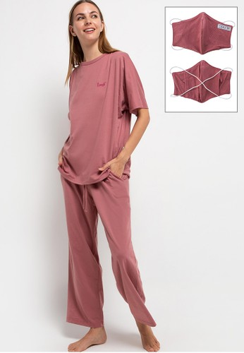 Expand pink Fandrea Sleepwear 39BCAAAAF90D1AGS_1
