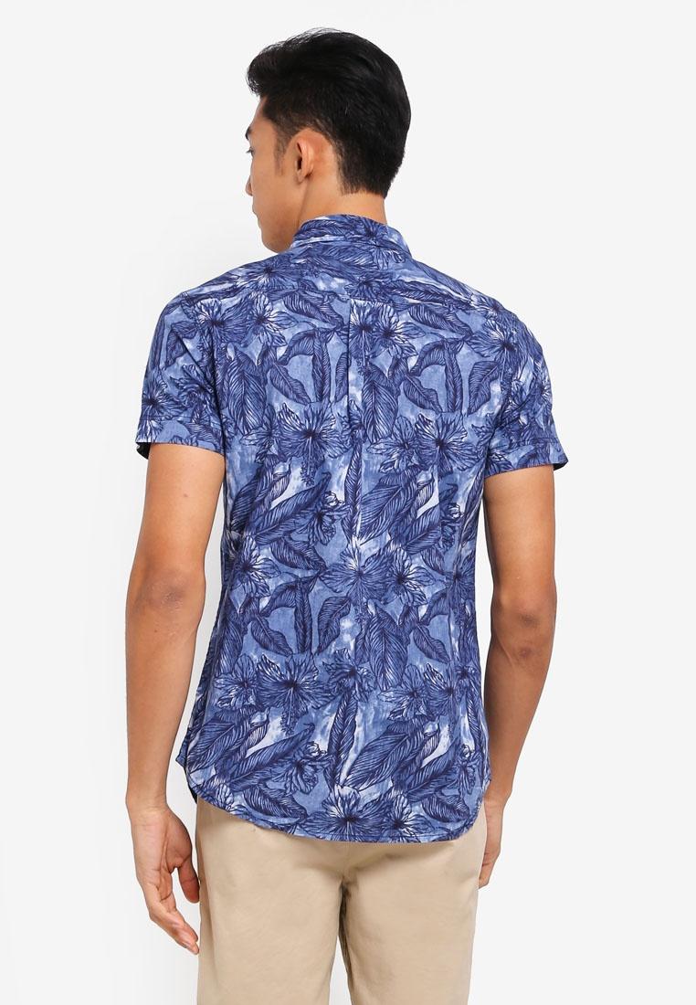 Shirt Shirt OVS 72D OVS Sargasso Sea 72D q5Tvtzw57