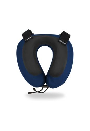 Cabeau blue Cabeau Evolution S3 Pillow - Indigo 50999ACC5E40EBGS_1