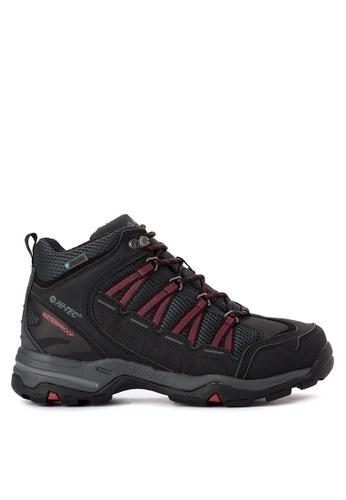 Hi-Tec black Forza Lite Shoes HI236SH0JKXUPH_1