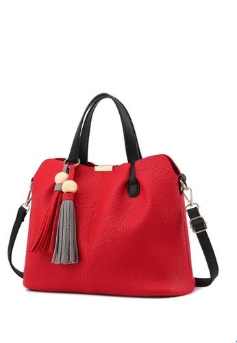 TCWK red Ladies Handbag TC258AC29IYSMY_1