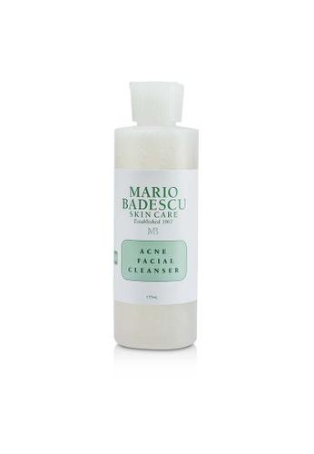 Mario Badescu Acne Facial Cleanser For Combination Oily Skin Types 177ml 6oz