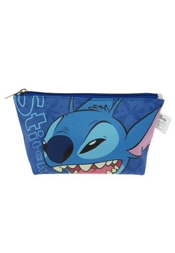 Disney Mickey Disney Stitch PU Pouch B0606KC05A8738GS_1