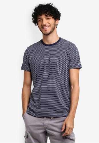 ESPRIT navy Short Sleeve T-Shirt 6BCBDAAFEEFB4BGS_1