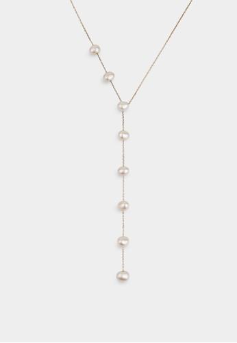 monojewelry VASHI PEARL NECKLACE D3B16ACD25A94DGS_1