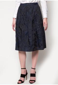 Jacquard Dirndl Skirt