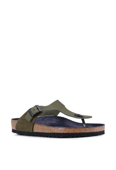 63f9d1c6561 Birkenstock Gizeh Natural Leather Sandals S  139.00. Available in several  sizes