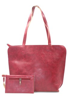 Millie Leather Shoulder Bag