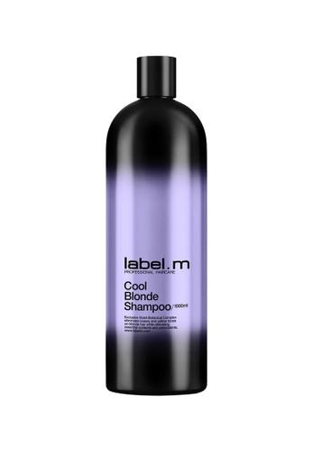 label.m label.m Cool Blonde Shampoo 1000ml C234EBEFE0748BGS_1