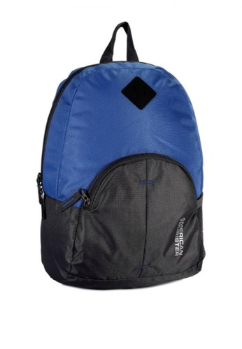 American Tourister blue AMT Hoop Backpack BBA7FAC6FDF6B6GS_1
