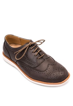 Howie Lace Up Shoes