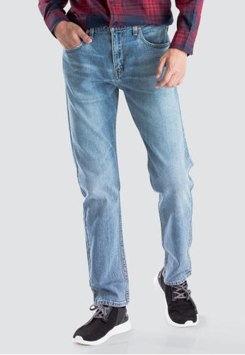 5a4c1e31 Levi's blue Levi's 502 Regular Taper Fit Jeans Men 29507-0370  1EADFAA8EB7768GS_1
