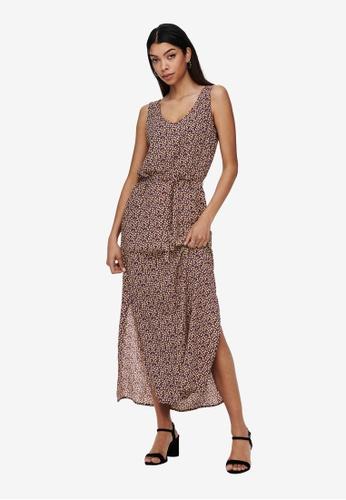 JACQUELINE DE YONG black Staar Life Sleeveless Maxi Dress 4013AAA46051B3GS_1
