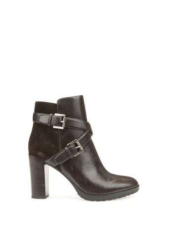 Geox brown Raphal Ankle Boots C21ABSH8452619GS_1