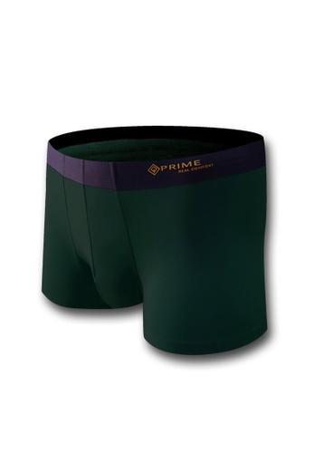 Prime green Prime Sports Boxerbriefs Green 7E397USC64860FGS_1