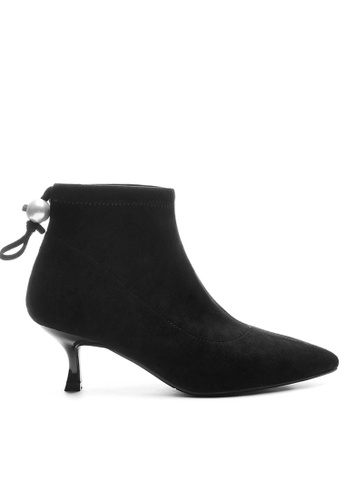 Twenty Eight Shoes Synthetic Suede Ankle Boots 1902-3 861CDSHACD2C33GS_1