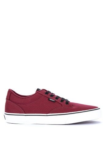 VANS red Winston Sneakers 39FDESHA6C8CB0GS_1