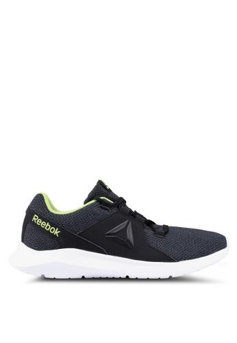 Reebok black Run Core Energylux Shoes AB79ASH3C33875GS_1