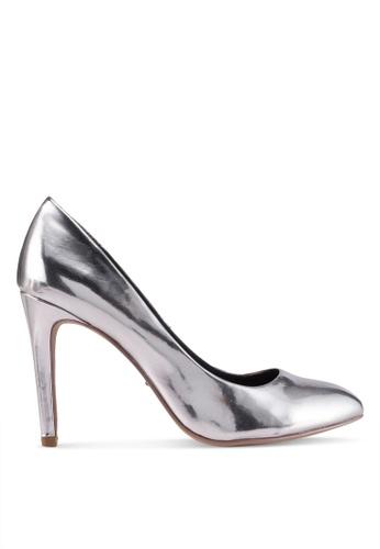Only High Metallic Pumps Women silver Achat Frais De Port Offerts En Vente Sur Ebay n40kwi