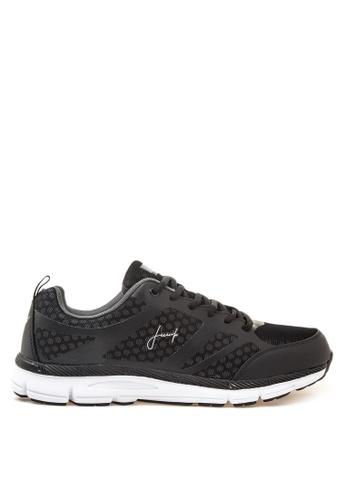 Jump black Groove Sneakers JU701SH27YZKPH_1