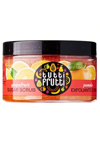 Tutti Frutti Tutti Frutti Grapefruit Sugar Body Scrub F8944BE59C9CC1GS_1