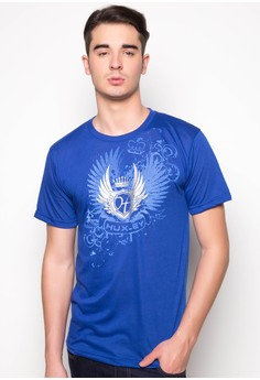 Lester Roundneck Graphic Tee