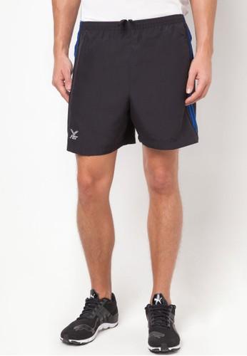 撞色運動短褲, 運動, 慢esprit 品牌跑