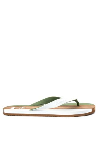 Krooberg white Hollywood II Sandals & Flip Flops KR692SH0J33XPH_1