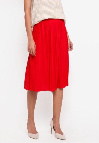 OVS red Women's Skirt FEC3CAAAACBDC7GS_1