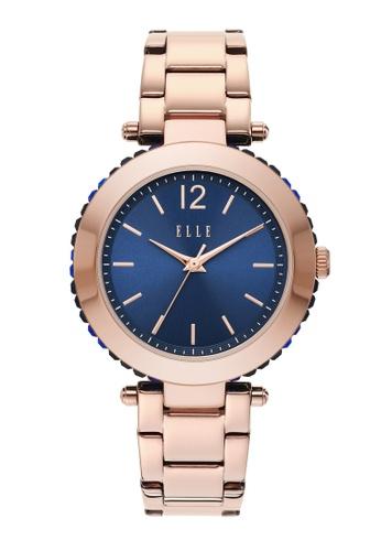 ELLE gold Marais Watch ELL23013 BC917ACC8B98B1GS_1