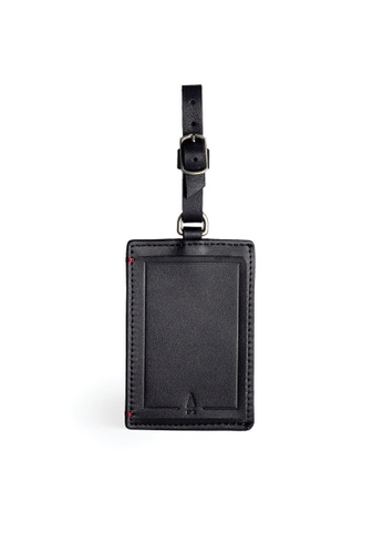 Gnome and Bow black Gulliver Luggage Tag BF322AC675EEA5GS_1