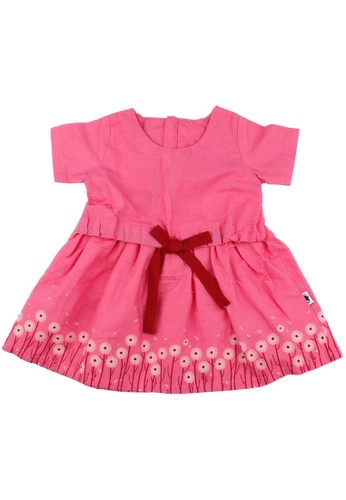 Pingu pink Pingu - Dress Baby - 90401610 F9D98KAEF71B4EGS_1