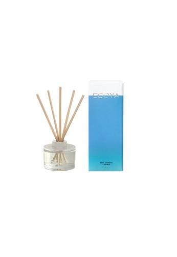 Ecoya Ecoya Blue Cypress & Amber Mini Reed Diffuser 03F44HL4EB40D2GS_1