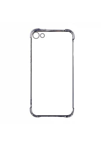 MobileHub grey Vivo Y81 German Import Drop Resistant Silicone Case 45463ACA1CC0BDGS_1