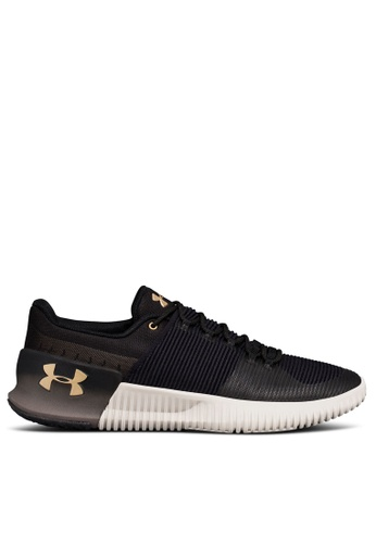 Under Armour green UA Ultimate Speed TRD Shoes UN337SH0SU9KMY_1