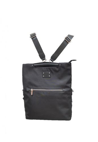 Bata black Women's Backpack Bag 75AB6AC08A37F7GS_1