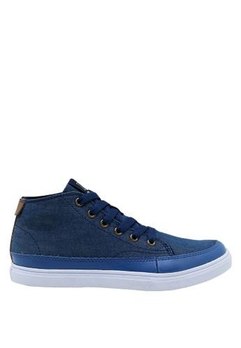 Precise blue Precise Dillon JT Sepatu Remaja Pria - Blue Jeans D2D4DSHB4EB986GS_1