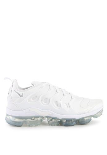 Nike white Men's Nike Air VaporMax Plus Shoes 37F81SHB72DEDAGS_1