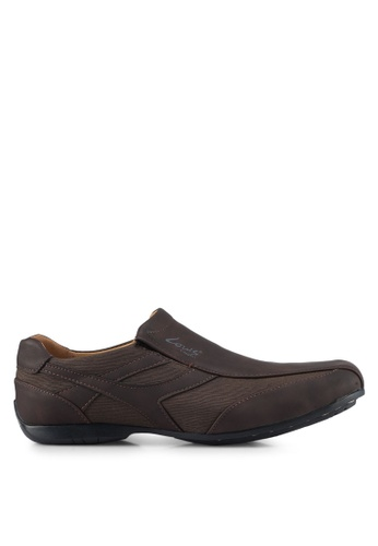 Louis Cuppers brown Louis Cuppers Slip Ons 69870SHBC4686AGS_1