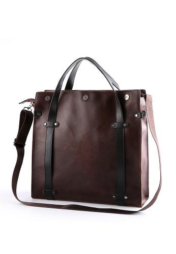 Buy Lara Men's Top Handle Messenger Bag With A Strap Online | ZALORA  Malaysia
