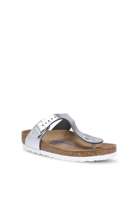 Birkenstock Gizeh Metallics Sandals