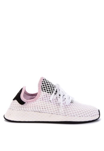factory authentic 5bd2b 04b1e adidas pink adidas originals deerupt runner w 66BE8SH9D63819GS1