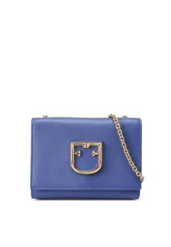 Furla purple Viva Mini Pochette Crossbody Bag 90E86AC61B0673GS_1