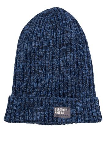 Wiseman esprit hk分店拼貼針織毛帽, 飾品配件, 飾品配件
