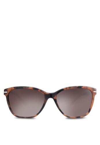 Rockesprit outlet 台中 Icons Greca 太陽眼鏡, 飾品配件, 方框