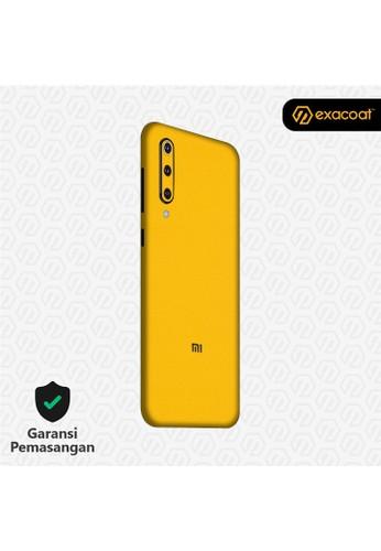 Exacoat Xiaomi Mi 9 / Mi 9 SE 3M Skins True Colors - Lemon Yellow 6FAC6ES09B730EGS_1