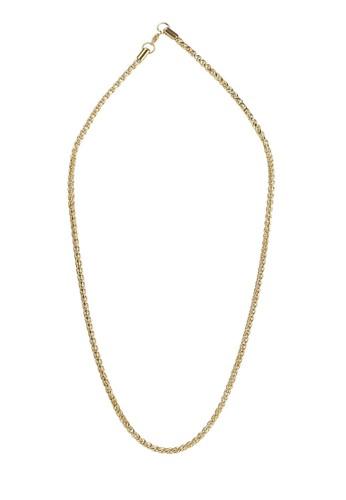 Prestige Collective gold Prestige C.O.G Wheat Chain (60cm) 9D1F9ACD98CBFCGS_1