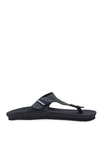Minarno black Minarno Black Zia Strap Sandals 2FE6BSH9CB0839GS_1