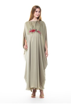 Image of Chantilly Nursing Dress Aisya 53017